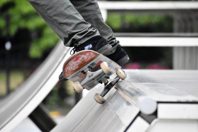 東京オリンピックスケートボード
